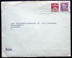 Denmark 1958 Letter Hellerup  ( Lot 399 ) - Ohne Zuordnung