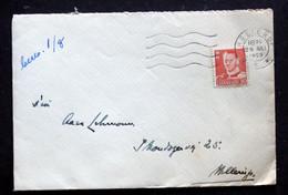 Denmark 1959 Letter Hellerup  ( Lot 399 ) - Ohne Zuordnung