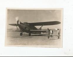 SYRIE PHOTO ANCIENNE MILITAIRE FRANCAISE AVION BREGUET TOURAINE - Aviation