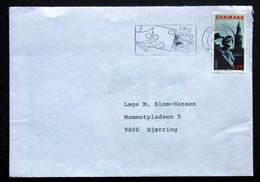 Denmark 1995 Letter HJØRRING   ( Lot 399 ) - Briefe U. Dokumente