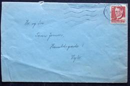 Denmark 1951 Letter HJØRRING   ( Lot 399 ) - Briefe U. Dokumente