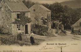 Waulsort (Hastiere) Souvenir De - Le Chariot 190? - Hastière
