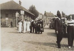 Pays-bas  Sluis Ou Sluiss Photo Aout 1935 La Douane - Sluis