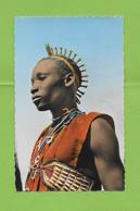 CPA  HAUTE VOLTA. Ouagadougou. Danseurs Rouges.. - Postkaarten