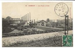 D 81  CARMAUX  Les Fours A Coke   ( Mines) - Carmaux