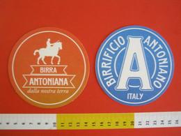 BIER BEER 1 SB SOUS BOCKS SOTTO-BOCCALE BIRRA CERVEZA - BIRRIFICIO ANTONIANO PADOVA ITALY CAVALLO HORSE - Portavasos