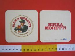 BIER BEER 1 SB SOUS BOCKS SOTTO-BOCCALE BIRRA CERVEZA - BIRRA MORETTI ITALY BOCCALE FACEBOOK - Portavasos