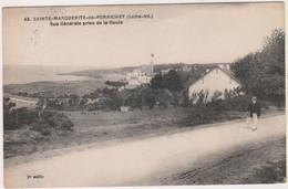 SP- 44 - SAINTE MARGUERITE DE PORNICHET - Vue Generale Prise De La Route - Homme - - Sin Clasificación