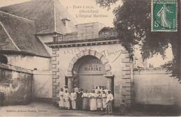 56 - PORT LOUIS - L' Hôpital Maritime - Port Louis