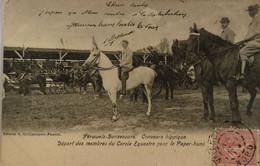 Peruwelz - Bonsecours // Concours Hippique No 2 //190? - Péruwelz