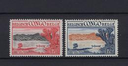 Belgisch Congo 325/26 - MNH - Congo Belga