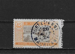 Mauritanie Yv. 28 O. - Usati