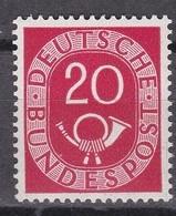 Men_ Bund 1951 - Mi.Nr. 130 - Postfrisch MNH - BRD