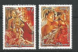 Timbre De Polynésie Française Neuf ** N 900/901 - Frankreich