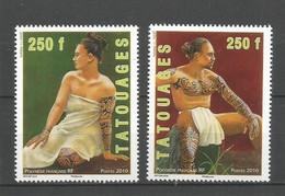Timbre De Polynésie Française Neuf ** N 902/903 - Frankreich