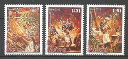 Timbre De Polynésie Française Neuf ** N 909/911 - Nuovi