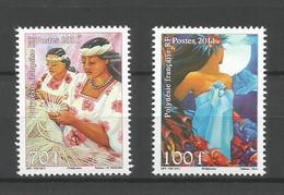 Timbre De Polynésie Française Neuf ** N 940/941 - Frankreich