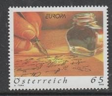 Europa Cept 2008 Austria 1v ** Mnh (50190) - 2008