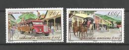 Timbre De Polynésie Française Neuf ** N 949/950 - Frankreich