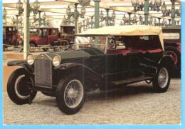 """Oldtimer-Vintage Car-Vieille Voiture-Lancia-Torpédo Lambda 1929-exposée Au """"Musée National De L'Automobile De Mulhouse"""" - Toerisme"""