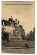 NOGENT Le ROTROU  28  Statue De P Deschanel En 1945 - Nogent Le Rotrou