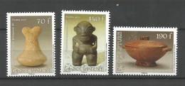 Timbre De Polynésie Française Neuf ** N 953/955 - Frankreich