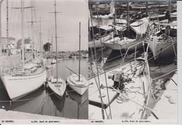 44 LE CROISIC  -  Port De Plaisance  -  2 CARTES  - - Le Croisic