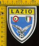 Scudetto Stemma In Stoffa Souvenir D' Epoca Calcio Lazio - Patches