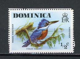 DOMINIQUE  - OISEAU - N° Yvert 478** - Dominica (1978-...)