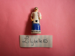 Feve PERSO En Porcelaine GEANT - JEANNOT LE BOULANGER - Série DEBLOCK 2013 ( Feves Figurine Miniature ) RARE - Région