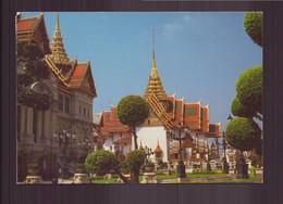 THAILANDE THE ROYAL GRAND PALACE CHAKRI AND DUSIT MAHA PRASADH THRONE HALLS - Thaïland