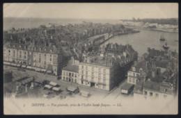 CPA - (76) Dieppe - Vue Générale, Prise De L'Eglise Saint Jacques - Dieppe