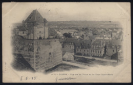 CPA - (76) Dieppe - Vue Sur La Ville Et La Tour Saint Rémy - Dieppe