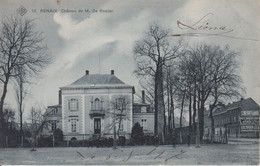 Ronse Renaix - Chateau De Mr De Rudder - SBP - Renaix - Ronse