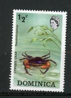 DOMINIQUE - FAUNE - N° Yvert 362** - Dominica (1978-...)