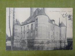 38 - Les Châteaux De L'Aube - Pouy - Autres Communes