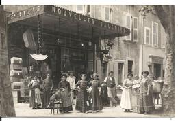 CARTE PHOTO NOUVELLES GALERIES - Salon De Provence