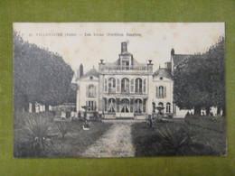 VILLENAUXE (Aube) - Les Lions (Pavillons Empire) - Autres Communes