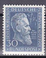 Men_ Bund 1951 - Mi.Nr. 147  - Postfrisch MNH - BRD