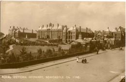 ENGLAND NORTHUMBERLAND  NEWCASTLE UPON TYNE  ROYAL VICTORIA INFIRMARY HOSPITAL RP - Newcastle-upon-Tyne