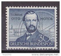 Men_ Bund 1952 - Mi.Nr. 150  - Postfrisch MNH - BRD