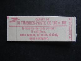TB Carnet Ouvert N° 2220 C5  Neuf XX. - Standaardgebruik