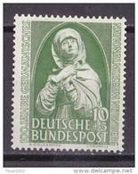 Men_ Bund 1952 - Mi.Nr. 151 - Postfrisch MNH - BRD