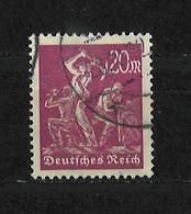 Deutsches Reich Mi 241 Y Gestempelt - Used Stamps
