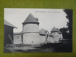 RIGNY-LE-FERRON - Entrée Du Vieux Château - Autres Communes