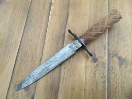Couteau Le Vengeur, Utilisé Légion. - Armas Blancas