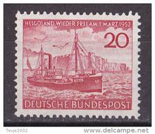 Men_ Bund 1952 - Mi.Nr. 152 - Postfrisch MNH - BRD