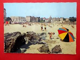 Dinard - Strand - La Plage - Perle Der Smaragdküste - Ille-et-Vilaine - Frankreich - Dinard
