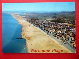 Narbonne Plage  - Strand - Frankreich - Aude - 1982 - Narbonne