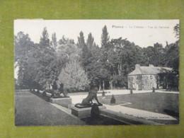 Plancy - Le Château - Vue Du Parterre - Autres Communes